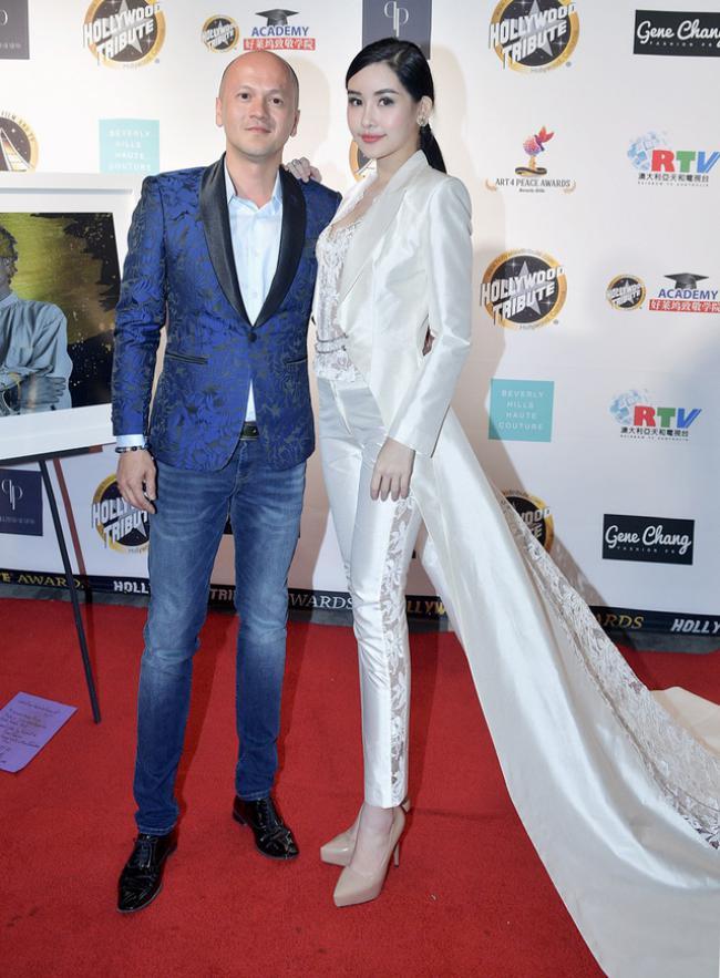 NTK Patrick Phạm được tôn vinh trong show diễn hậu Oscar 2018 - 1
