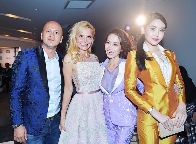 NTK Patrick Phạm được tôn vinh trong show diễn hậu Oscar 2018 - 3