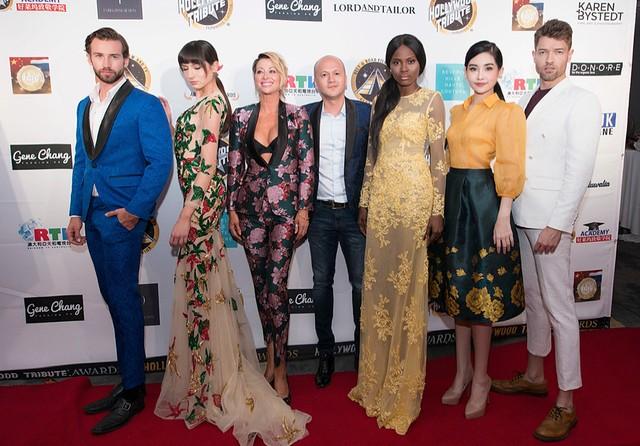NTK Patrick Phạm được tôn vinh trong show diễn hậu Oscar 2018 - 5