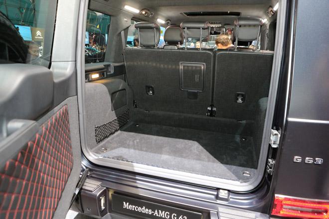 """""""Vua địa hình"""" G63 AMG 2019 ra mắt - Giá bán từ 3,5 tỷ đồng - 8"""