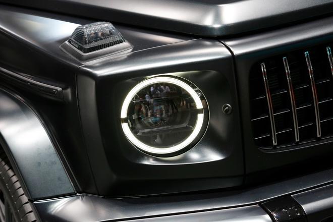 """""""Vua địa hình"""" G63 AMG 2019 ra mắt - Giá bán từ 3,5 tỷ đồng - 10"""