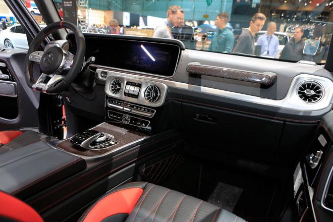 """""""Vua địa hình"""" G63 AMG 2019 ra mắt - Giá bán từ 3,5 tỷ đồng - 7"""