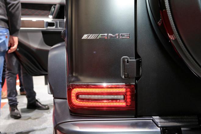 """""""Vua địa hình"""" G63 AMG 2019 ra mắt - Giá bán từ 3,5 tỷ đồng - 11"""
