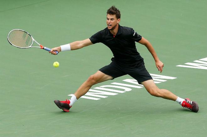 """Cập nhật Indian Wells ngày 4: """"Tiểu Federer"""" thua sốc, """"Trai hư"""" Kyrgios bỏ giải 2"""
