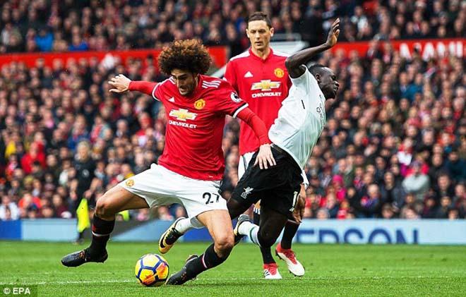 """Thua MU ấm ức, Liverpool """"nổi điên"""" đi kiện đòi 3 penalty, 2 thẻ đỏ 3"""