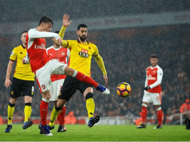 Arsenal - Watford: Cú hích San Siro, đập tan khủng hoảng 2