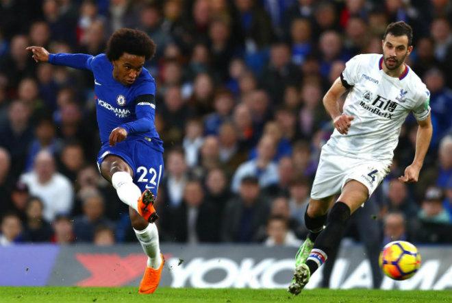 Chelsea - Crystal Palace: Tấn công rực lửa, đòn đau phút 90