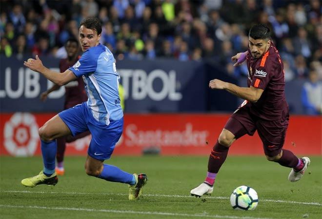 """Malaga - Barca: Cặp """"bom tấn"""" ngẫu hứng, ban bật như mơ - 1"""