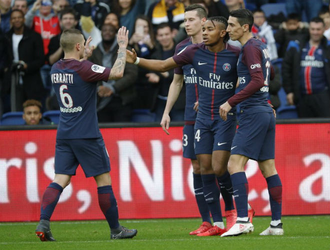 """PSG - Metz: """"Bàn tay nhỏ"""" quên sầu cúp C1"""