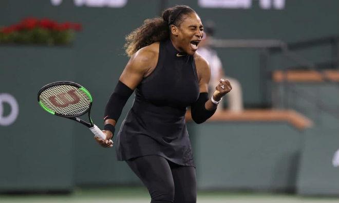 Serena - Bertens: Giằng co tie-break, gần 2 giờ kịch chiến (V2 Indian Wells) 1