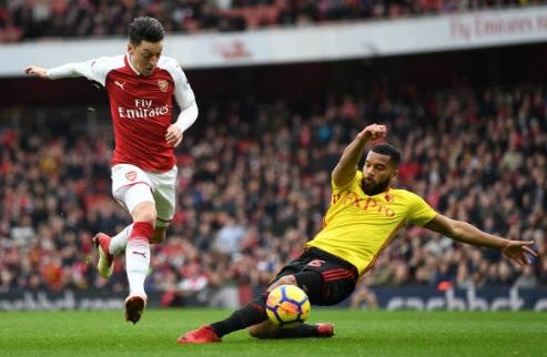 Chi tiết Arsenal - Watford: Chiến thắng nhàn nhã (KT) 23