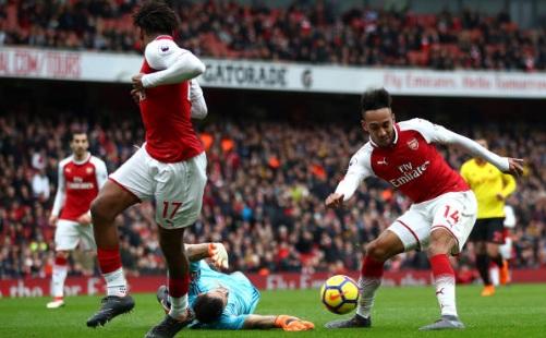 Chi tiết Arsenal - Watford: Chiến thắng nhàn nhã (KT) 24