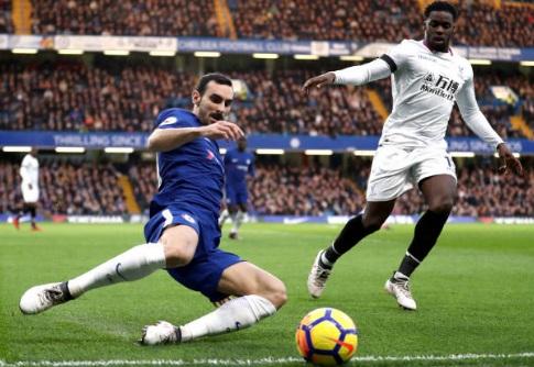 Chi tiết Chelsea - C.Palace: Bàn thua ngỡ ngàng (KT) 20