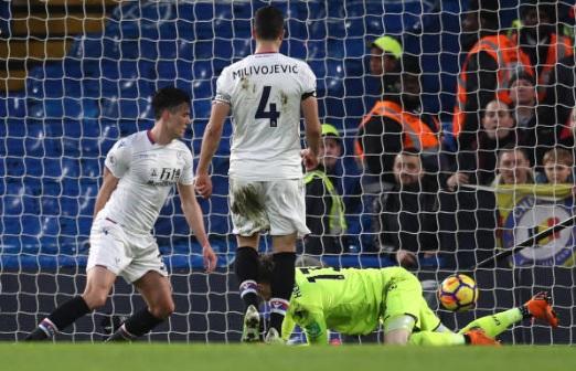 Chi tiết Chelsea - C.Palace: Bàn thua ngỡ ngàng (KT) 21