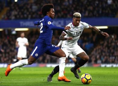 Chi tiết Chelsea - C.Palace: Bàn thua ngỡ ngàng (KT) 22
