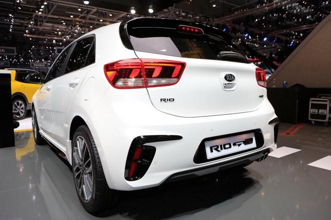 Kia Rio thể thao hơn với gói nâng cấp nhẹ GT-Line - 6