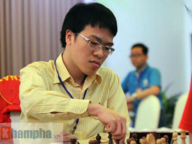 Vỡ òa: Sao cờ vua Việt Nam hạ cao thủ Trung Quốc - Nga, chiếm ngôi số 1 2
