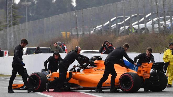 """Đua xe F1, chiến mã mới: Nhanh hơn, """"dai sức"""" hơn - 4"""