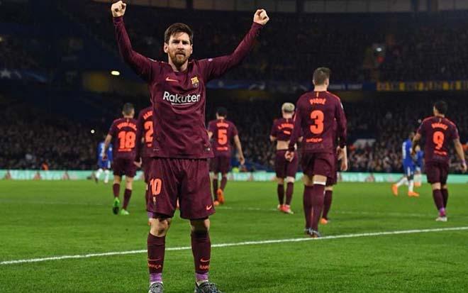 Lượt về vòng 1/8 cúp C1: MU nổi lửa Old Trafford, Chelsea dốc lực đấu Barca 2