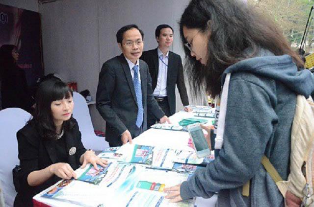 Năm 2018: Đại học Luật Hà Nội dự kiến xét tuyển 2.210 chỉ tiêu - 1