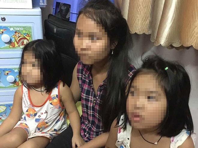 Nghi người cha chủ mưu bắt cóc 2 bé Việt kiều - 1