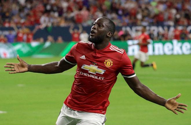 Mourinho nâng tầm Lukaku: Lợi hại như Drogba, MU mơ đỉnh cao Cúp C1 1