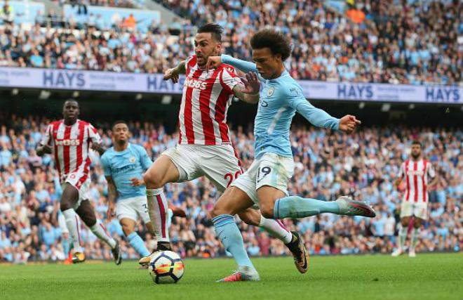 Chi tiết Stoke City - Man City: Không có bàn danh dự (KT) 24