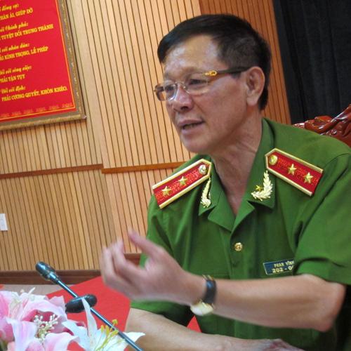 Trung tướng Phan Văn Vĩnh nói gì sau vụ bắt ông Nguyễn Thanh Hóa? - 1