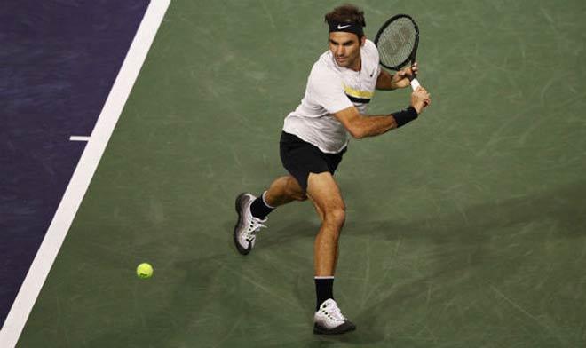 """Federer - Delbonis: Không dễ """"kết liễu"""" (Vòng 2 Indian Wells) 4"""