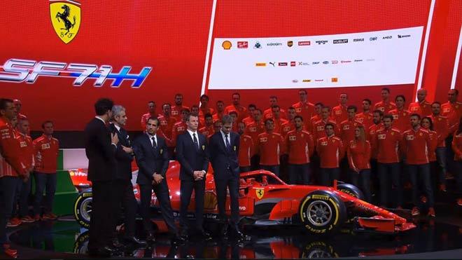 """Đua xe F1, """"chiến mã"""" mới: Ferrari - Mercedes, kẻ tám lạng người nửa cân - 3"""