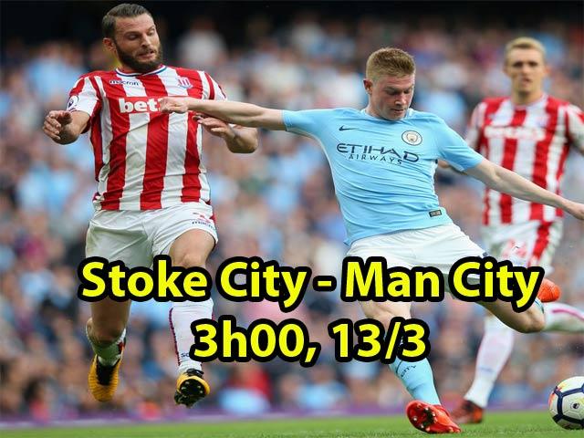 Chi tiết Stoke City - Man City: Không có bàn danh dự (KT) 25