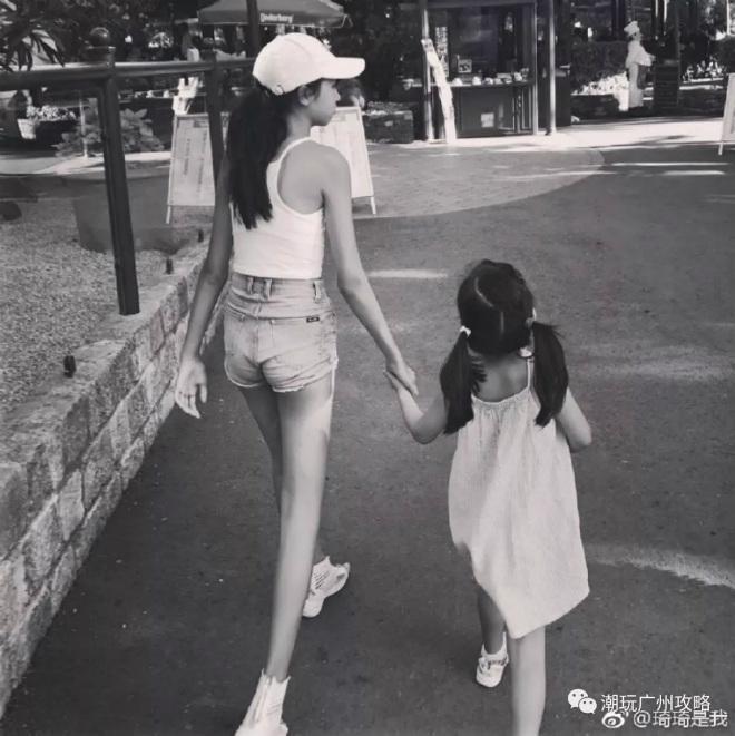 Con gái ông trùm phim xã hội đen Hong Kong phổng phao tuổi 14 - 6