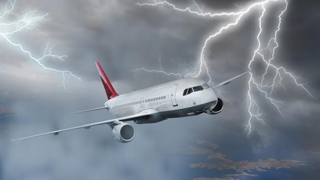 Tìm ra giải pháp giúp máy bay miễn nhiễm tuyệt đối với sấm sét