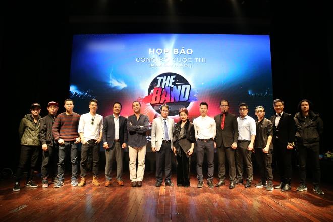 Nhạc sĩ Lê Minh Sơn đặt cược danh dự vào tính trong sáng của The Band