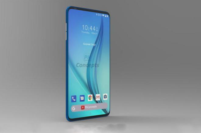 HTC Ozy lộ thiết kế rất lạ, dễ khiến người dùng nổi cáu - 1