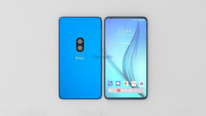 HTC Ozy lộ thiết kế rất lạ, dễ khiến người dùng nổi cáu - 5