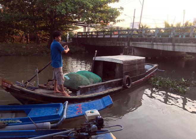 """Theo chân thợ săn cá """"khủng"""", từng 2 lần được lộc trời ban ở Sài Gòn - 2"""
