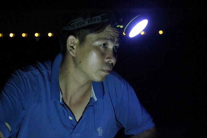 """Theo chân thợ săn cá """"khủng"""", từng 2 lần được lộc trời ban ở Sài Gòn - 11"""