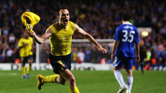 """Barca chơi """"đòn gió"""" đấu Chelsea: Iniesta vẫn đá, tái hiện nỗi ám ảnh 2009 4"""
