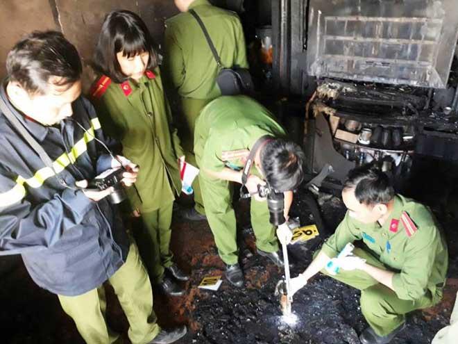 Cận cảnh hiện trường vụ cháy kinh hoàng làm 5 người tử vong ở Đà Lạt - 6