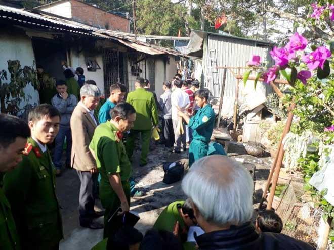 Cận cảnh hiện trường vụ cháy kinh hoàng làm 5 người tử vong ở Đà Lạt - 7