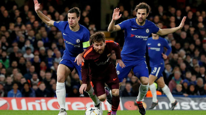 """Chelsea đấu Barca: Ủ mưu khóa Messi, """"người lạ"""" ra tay giúp đỡ - 1"""