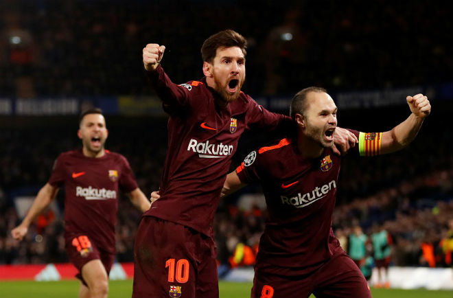 """Chelsea đấu Barca: Ủ mưu khóa Messi, """"người lạ"""" ra tay giúp đỡ 2"""