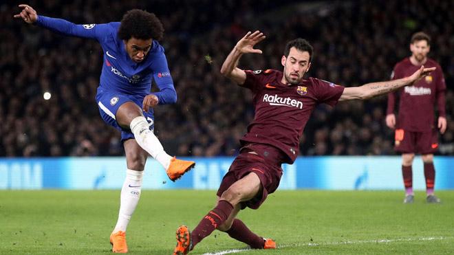 """Chelsea quyết chiến Barca: """"Gã du mục"""" & canh bạc của Conte 2"""