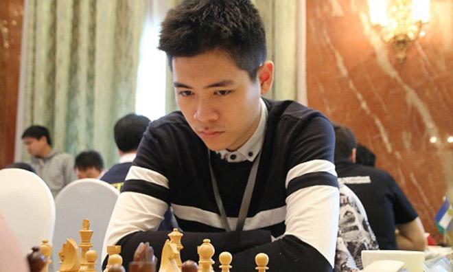 Vỡ òa: Sao cờ vua Việt Nam hạ cao thủ Trung Quốc - Nga, chiếm ngôi số 1 1