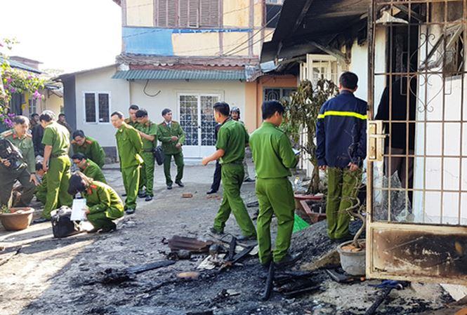Giám đốc Công an Lâm Đồng: 'Vụ cháy làm 5 người chết là án mạng'