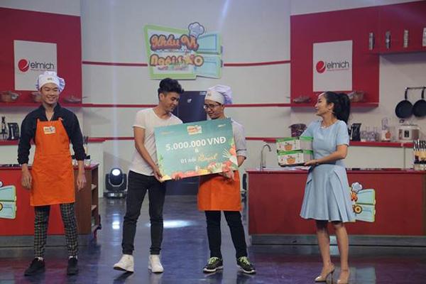 Khẩu vị ngôi sao: Hồ Quang Hiếu lựa chọn món cá lóc hấp bầu, không vỡ nát lại thơm ngon - 4
