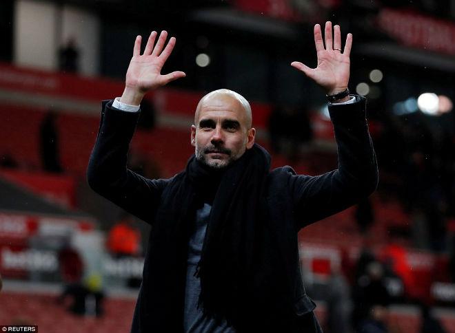 """Man City - Pep tậu Messi xây """"Dải ngân hà"""": Hạ bệ MU, rực rỡ hơn Real"""