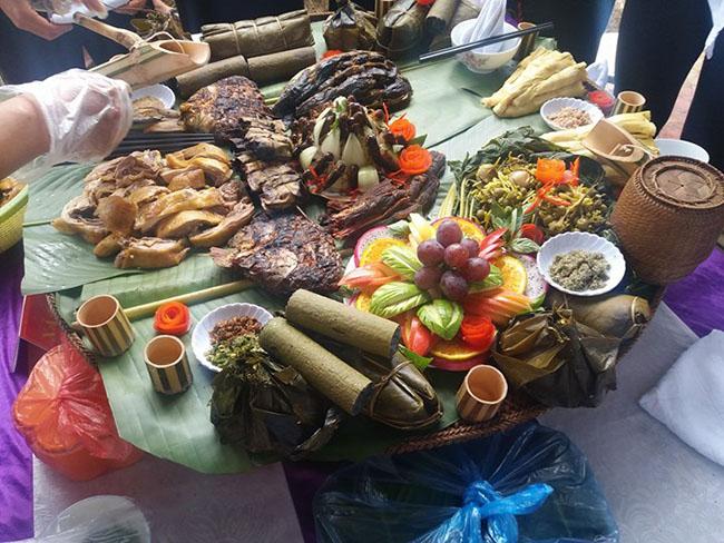"""Những món ăn dân tộc độc đáo của người Thái """"đốn tim"""" du khách - 1"""