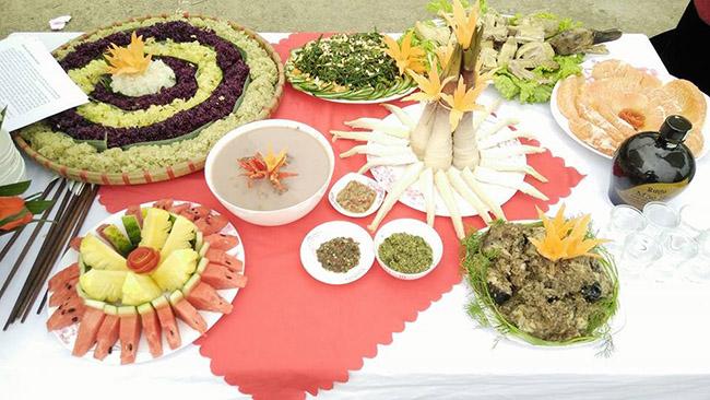 Những món ăn dân tộc độc đáo của người Thái